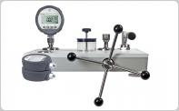 手动压力校准及精密压力测量