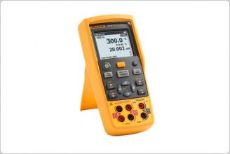 Fluke 712B RTD Process Calibrator side