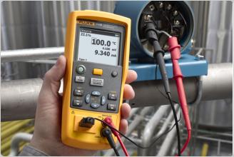 Fluke 714B Thermocouple Calibrator
