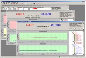 9936A LogWare III 温湿度记录软件