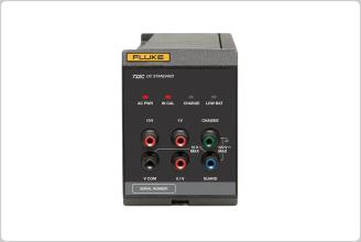 福禄克732C/734C直流电压参考标准